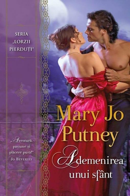 Ademenirea unui sfant Mary Jo Putney