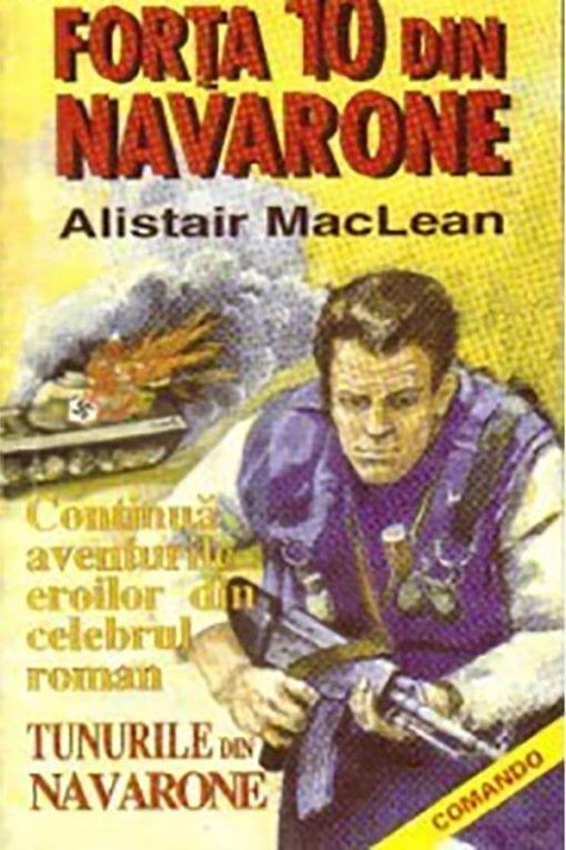 alistair maclean forta 10 din navarone