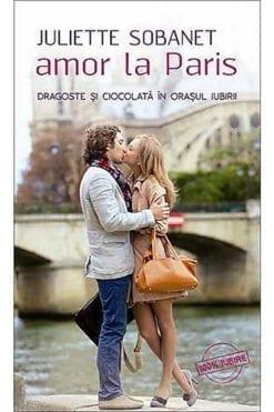 Amor la Paris Juliette Sobanet