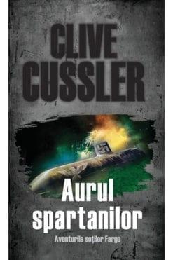 Aurul Spartanilor Clive Cussler Grant Blackwood