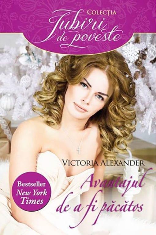 Avantajul de a fi pacatos Victoria Alexander