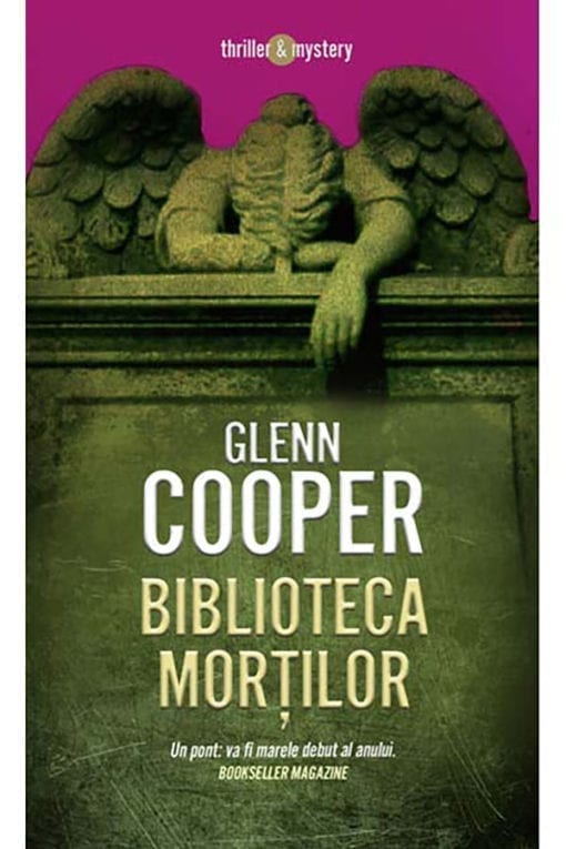 biblioteca mortilor glenn cooper