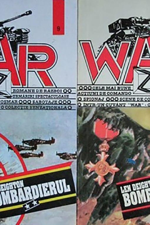 bombardierul 2 vol.