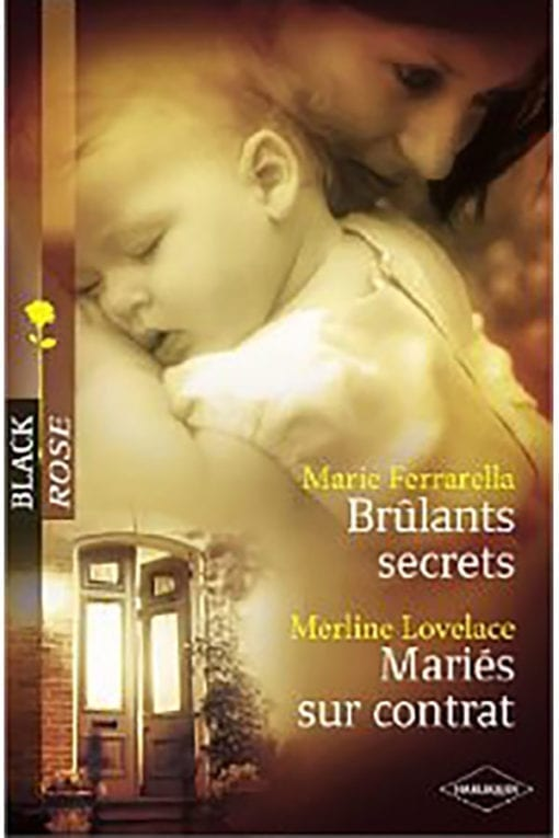 brulants secrets maries sur contrat
