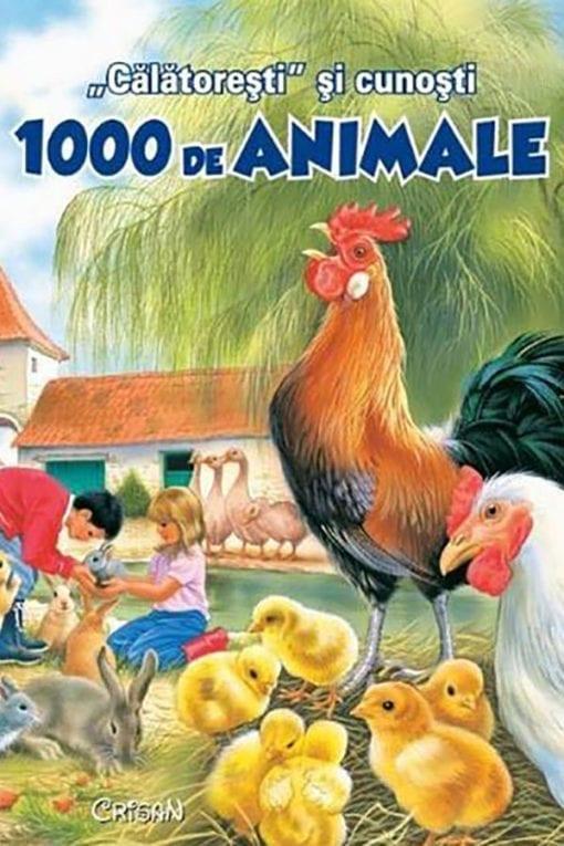 calatoresti si cunosti 1000 de animale