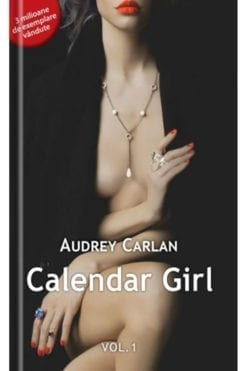 Calendar Girl January Audrey Carlan