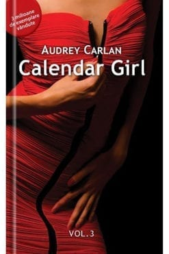 Calendar Girl March Audrey Carlan