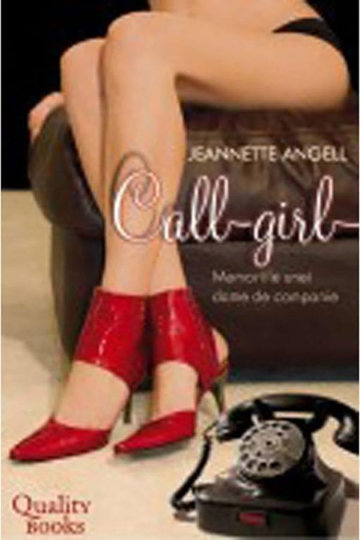 call girl. memoriile unei dame de companie