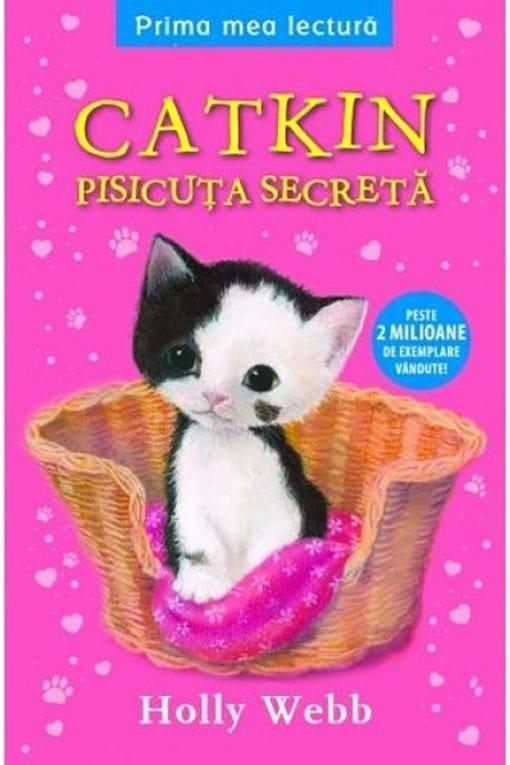 catkin pisicuta secreta holly webb