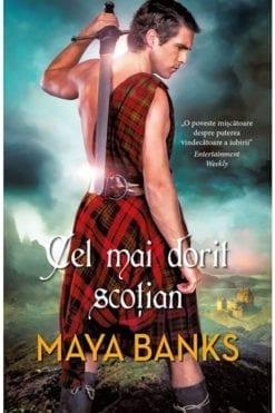 Cel mai dorit scotian Maya Banks