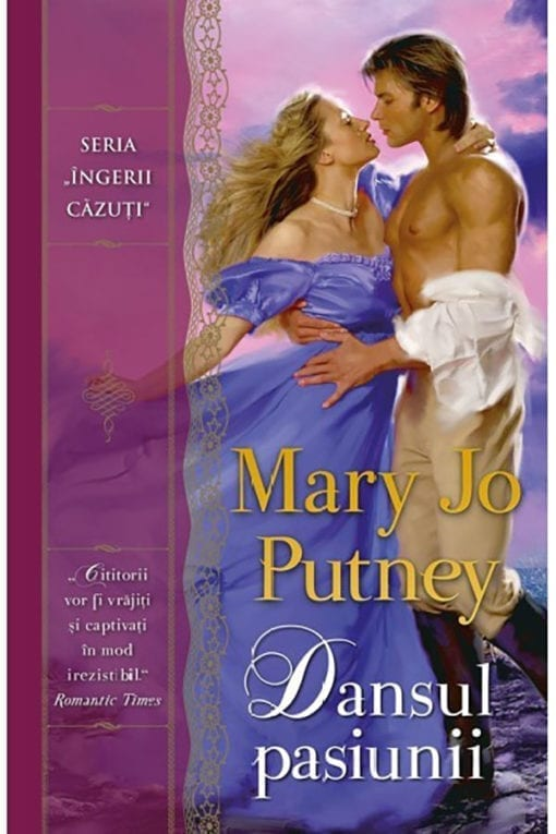 Dansul Pasiunii Mary Jo Putney