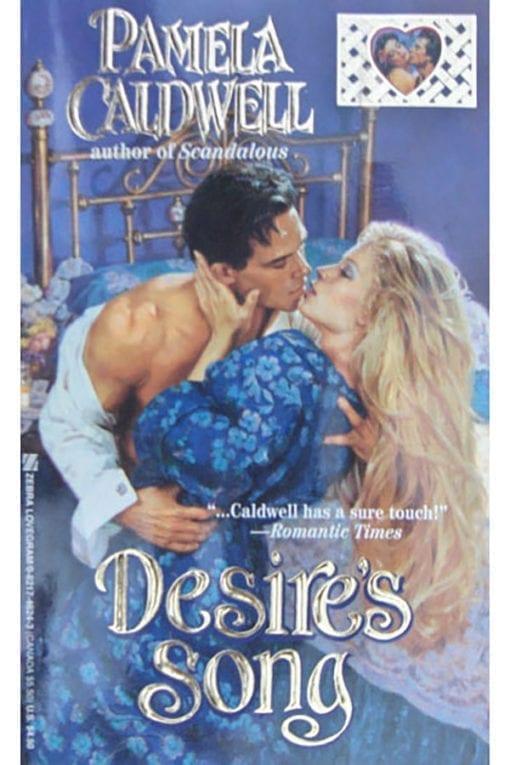 desire s song pamela caldwell