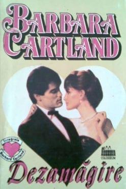 Dezamagire Barbara Cartland