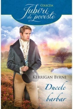 Ducele barbar Kerrigan Byrne