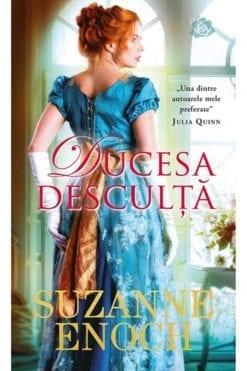 Ducesa desculta Suzanne Enoch