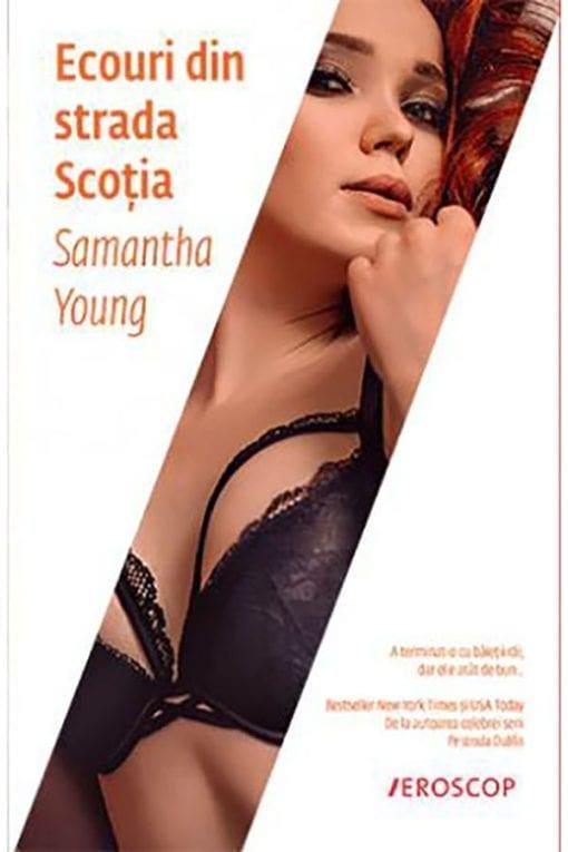 Ecouri din strada Scotia Samantha Young
