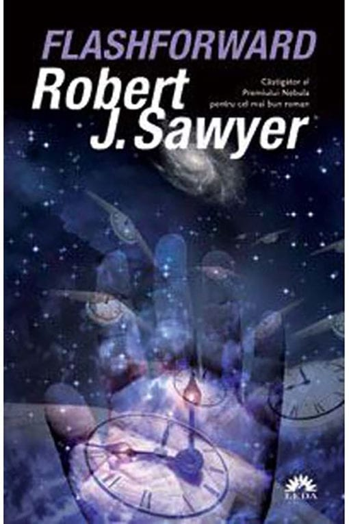 Flashforward Robert J Sawyer