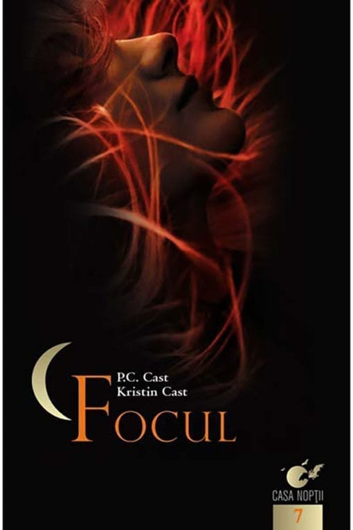 Focul PC Cast Kristin Cast