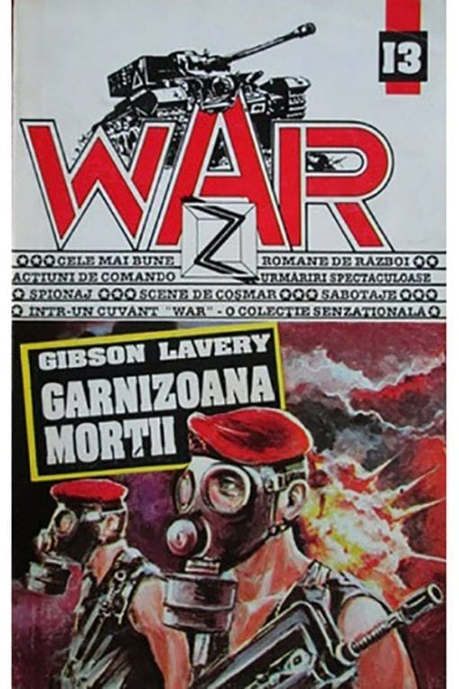 garnizoana mortii gibson lavery