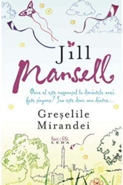 Greșelile Mirandei Jill Mansell