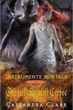instrumente mortale cassandra clare vol6