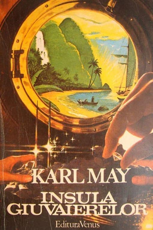 insula giuvaierurilor karl may