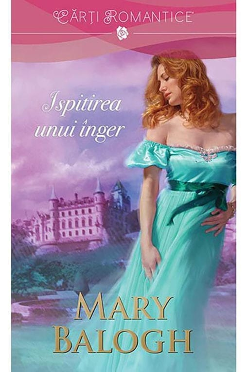 Ispitirea unui inger Mary Balogh