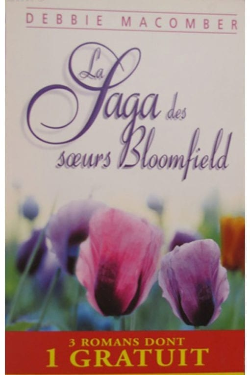 la saga des soeurs bloomfield