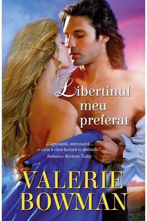 Libertinul meu preferat Valerie Bowman