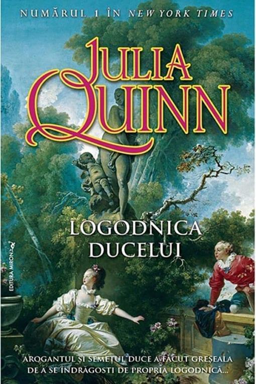 logodnica ducelui julia quinn