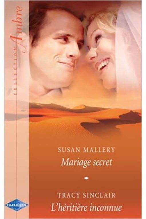 mariage secret susan mallery.