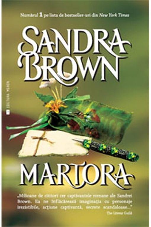 martora sandra brown.