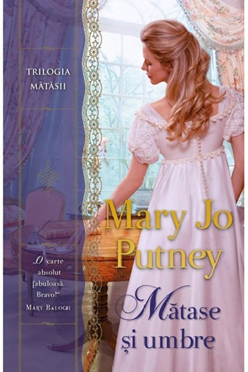 Matase si umbre Mary Jo Putney