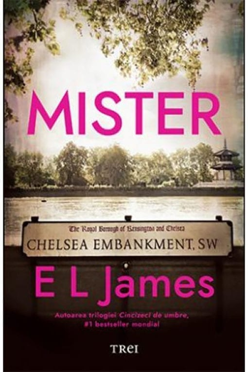 Mister E. L. James