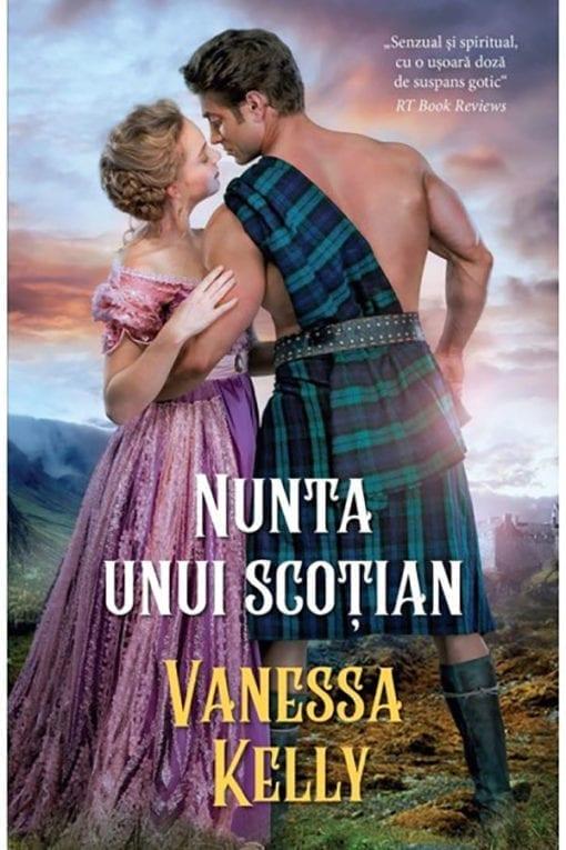 Nunta unui scotian Vanessa Kelly