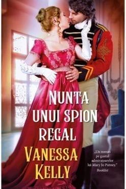 Nunta unui spion regal Vanessa Kelly