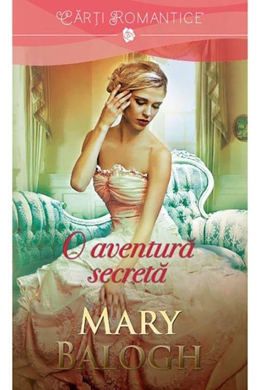 O aventura secreta Mary Balogh