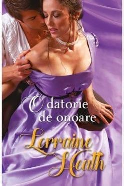 O Datorie de Onoare Lorraine Heath