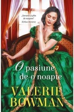 O pasiune de-o noapte Valerie Bowman