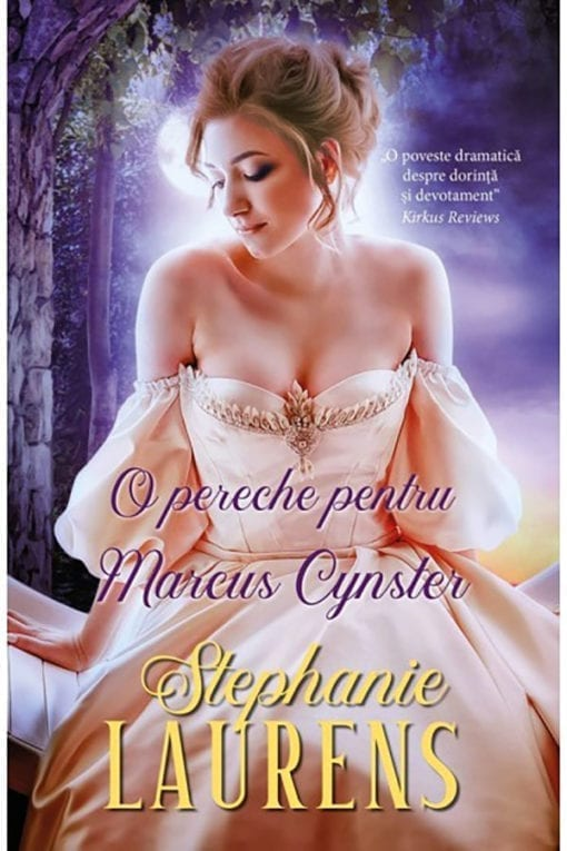 O Pereche pentru Marcus Cynster Stephanie Laurens