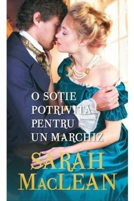 O Sotie potrivita pentru un Marchiz Sarah MacLean