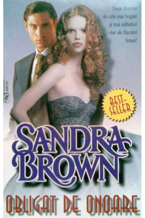 Obligat de onoare Sandra Brown