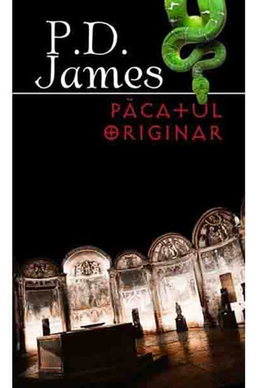 pacatul originar p d james