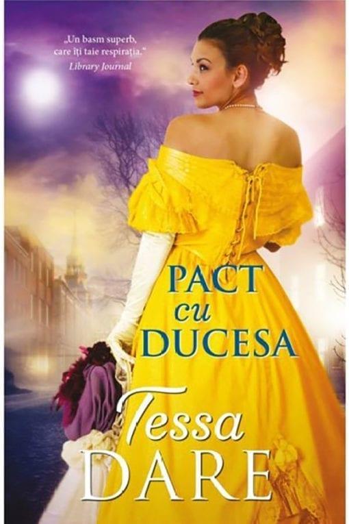 Pact cu Ducesa Tessa Dare