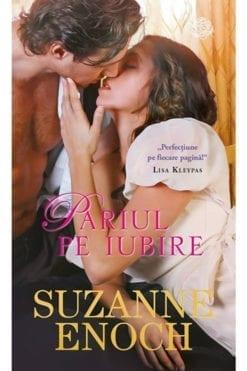 Pariul pe iubire Suzanne Enoch