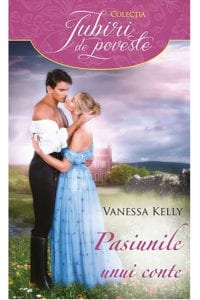 Pasiunile unui conte Vanessa Kelly