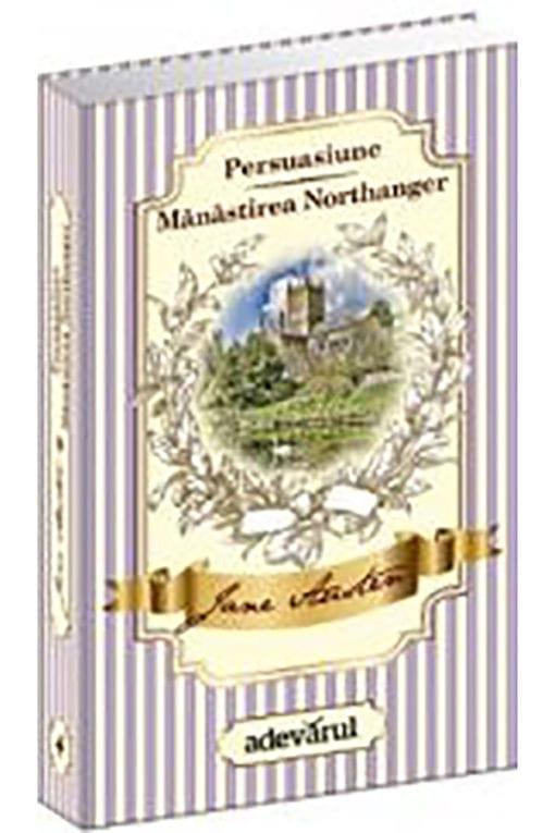 persuasiune. manastirea northanger