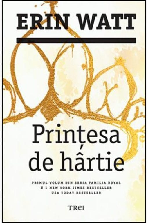 Printesa de Hartie Erin Watt