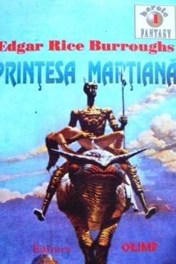 Printesa Martiana Edgar Rice Burroughs