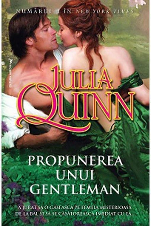 Propunerea unui Gentleman Julia Quinn